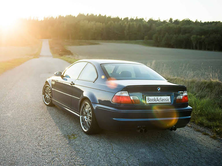 BMW M3 Hire Ösmo