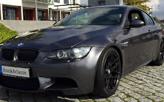 BMW M3 Rent Skåne