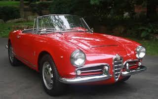 Alfa Romeo Giulia Rent Stockholm