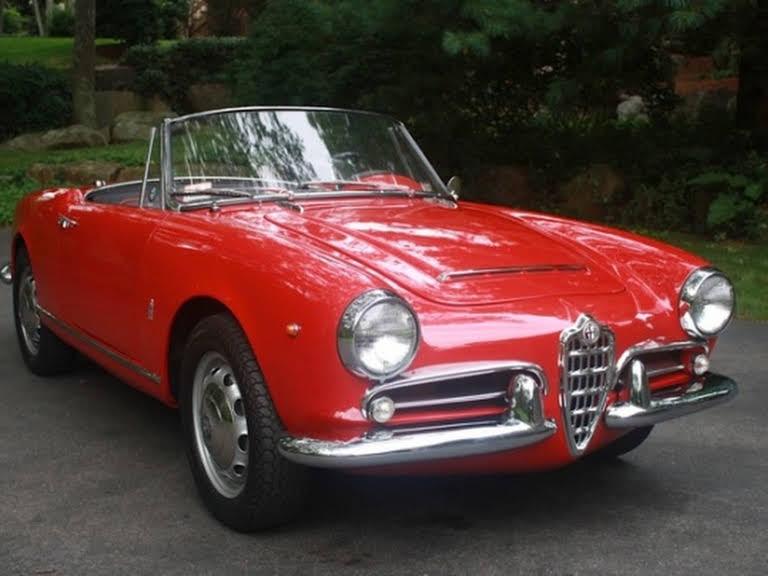 Hyr Alfa Romeo Giulia Hire Saltsjö-Duvnäs