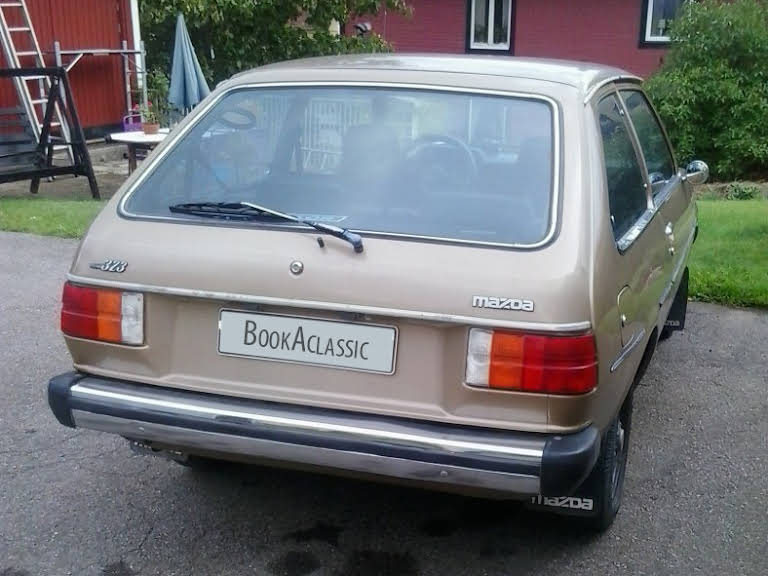 Mazda 323 Hire degerfors