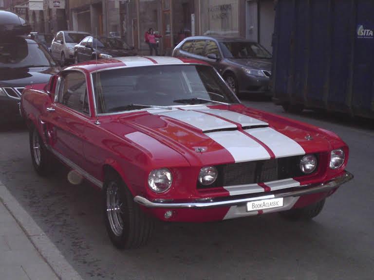 Hyr Ford Mustang - Gävleborg Hire Sollentuna