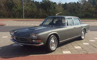 Maserati Quattroporte Rent Stockholm