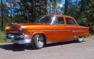 Ford Crestline Rent Värmland