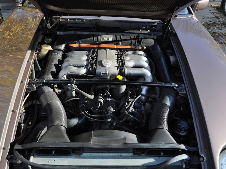 Porsche 928 Hire Bålsta