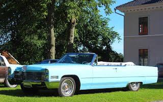 Cadillac DeVille Convertibel Rent Västra Götaland