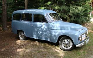 Volvo 210 Duett Rent Halland