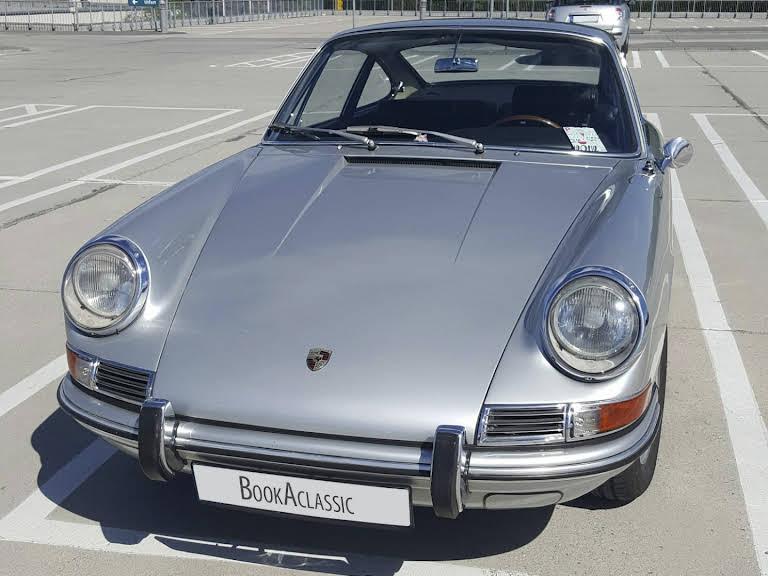 Porsche 912 Hire Mariefred