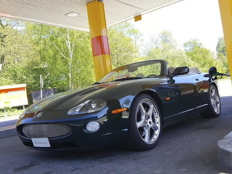 Jaguar XK-R Hire Långås