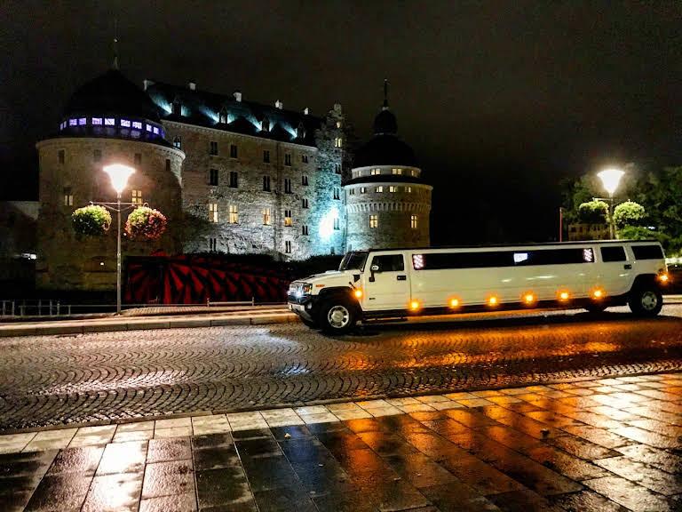 Hummer H2 Limousine Hire Örebro