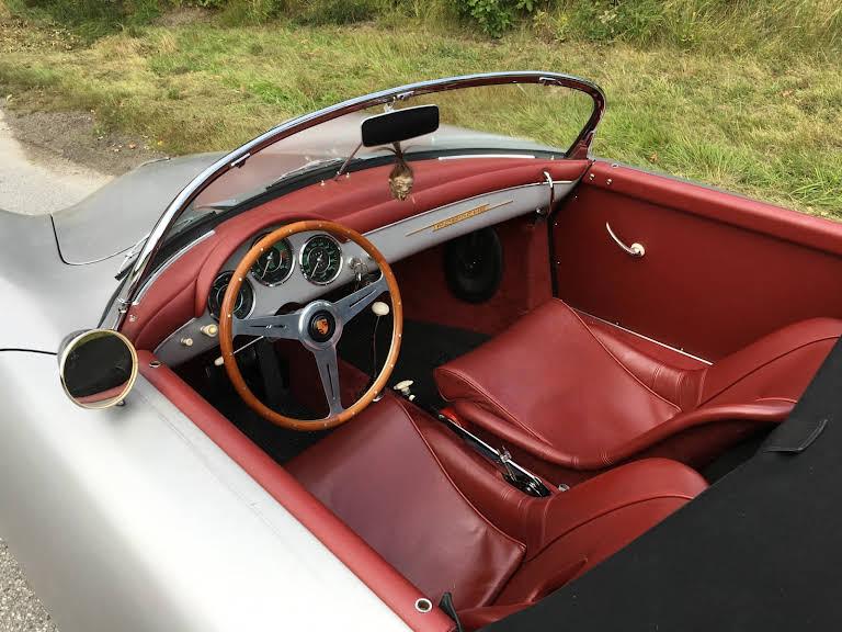 Porsche 356 Speedster Hire Lidingö