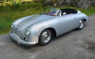 Porsche 356 Speedster Replica Rent Stockholm