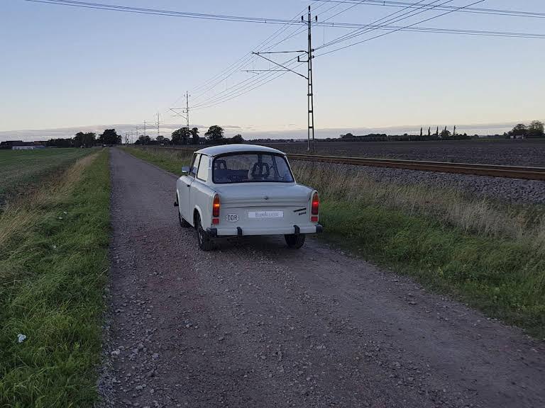 Trabant 601 S Hire Kävlinge